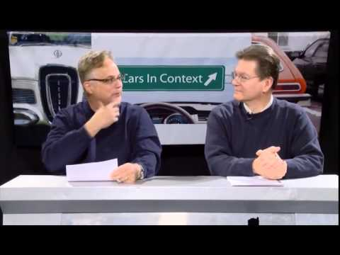 """Detroit's Rebound Video: Truth or Spin?"" Cars In Context, Episode #79"