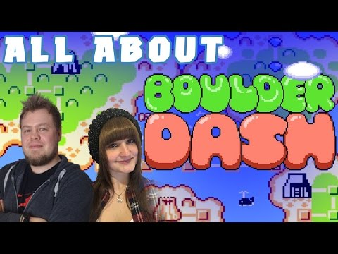 All About BoulderDash NES