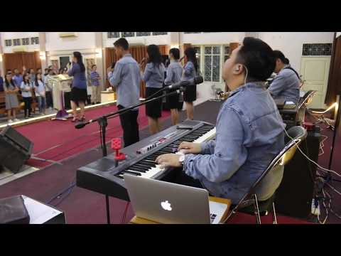 SAMPAI AKHIR HIDUPKU By JPCC Worship - #YouthServiceCover #LiveRecording @alfaomegayouth