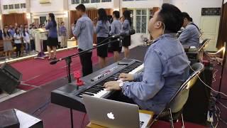 SAMPAI AKHIR HIDUPKU by JPCC Worship - #YouthServiceCover #LiveRecording @alfaomegayouth