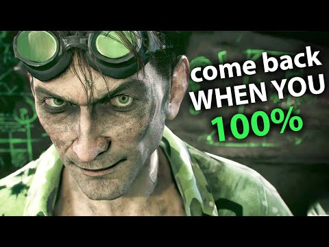 7 SURPRISES You Got For 100% Completing The Game