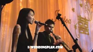 Malaysia Wedding Live Jazz Band Wonderful Tonight