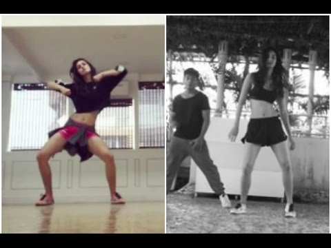 This latest dance video of Disha Patani is too hot to handle! thumbnail