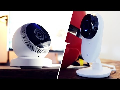 Logi Circle or Yi Home | Which is better? Security Camera Shootout!