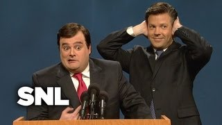 Cold Opening: Mitt Romney and Chris Christie - Saturday Night Live