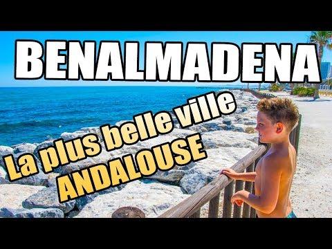BENALMADENA | PLUS BELLE VILLE D'ANDALOUSIE | ESPAGNE (vlog Voyage)