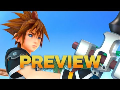 Kingdom Hearts 3 Hands-On Preview
