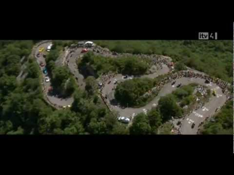 Tour de France 2012 - ITV4 End Credits - Final stage 20