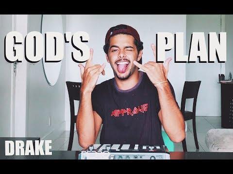 Drake - GOD'S PLAN (LIVE EDIT)