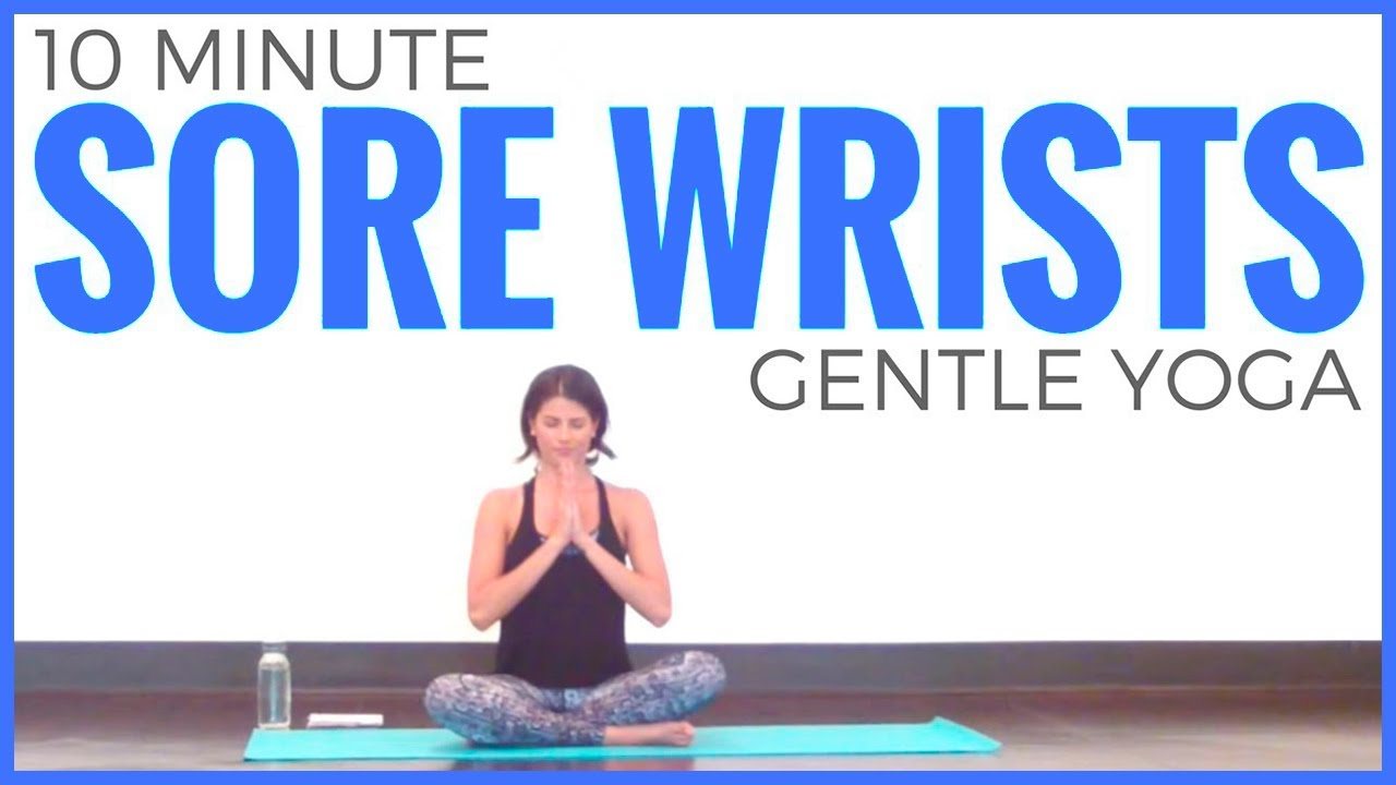 Best Yoga Mat For Wrist Pain Plus Learn To Avoid Wrist Pain During Yoga
