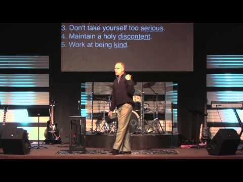 Bless ED: 8 Principles to Define Your Life | Scott Meador | 11.16.14