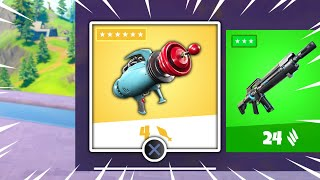 New EXOTIC WEAPON is NOW in the Fortnite!