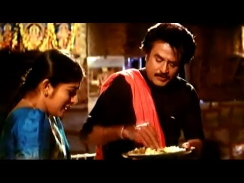 Narasimha Movie || Rajanikanth Sister Marriage Cancelled Sentiment Scene