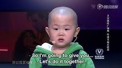 3 years old baby dances on Shawn Mendes, Camila Cabello - Señorita