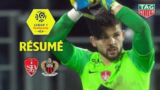 Stade Brestois 29 - OGC Nice ( 0-0 ) - Résumé - (BREST - OGCN) / 2019-20