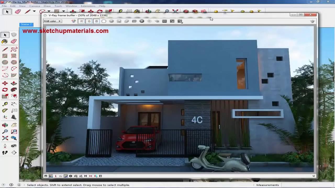 Rendering & Simulation Software V-Ray VRscans & Phoenix FD