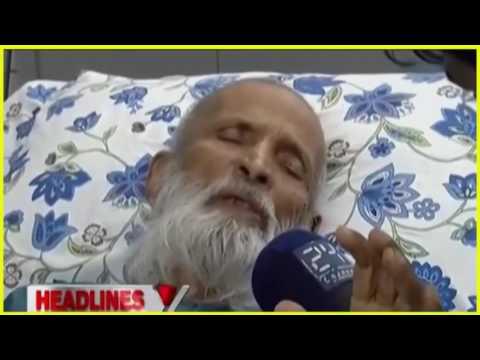 Abdul Sattar Edhi s Last Words Before Death   Abdul Sattar Edhi   YouTube