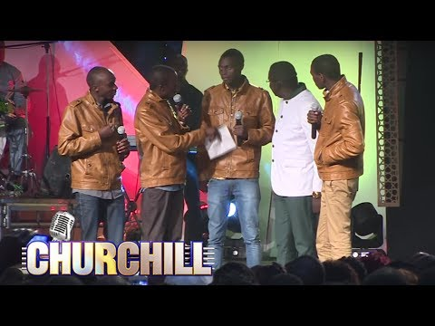 Churchill Show Chai Edition