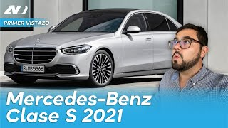 Mercedes-Benz Clase S 2021 - El auto que pavimenta el futuro | Vistazo digital