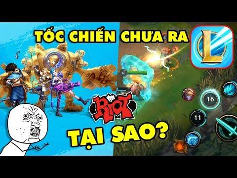 TOP 7 Lý Do Riot Games Vẫn Chưa Công Bố Ngày Ra Mắt Chính Thức Của LMHT Tốc Chiến