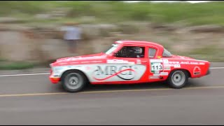 La Carrera Panamericana 2014 (Control Dinámico de Masas)