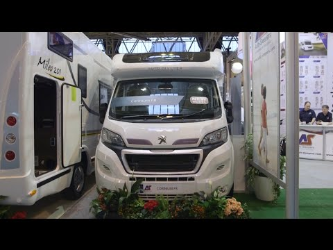 The Practical Motorhome Auto-Sleeper Corinium FB review