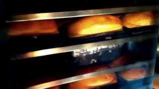 Итальянская печь для русской пекарни. Хлебозавод. Цех. Пекарня(, 2015-10-11T14:19:00.000Z)
