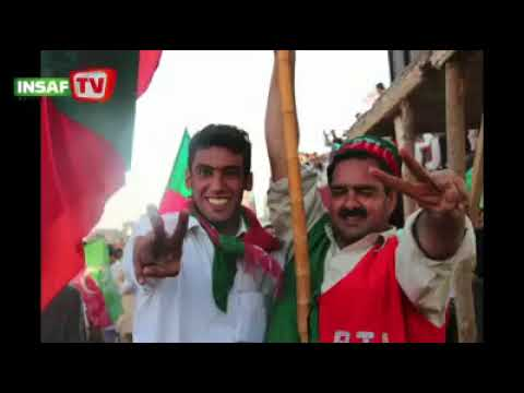 Tabdeeli Aagai Hai Yaro   PTI Title Song   PTI Tigers   Imran Khan   Tribute To People In Azadi Squa