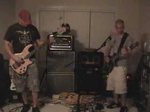 Tool's Jambi on Guitar and Bass (w/ Chris V) w/ Talkbox Solo