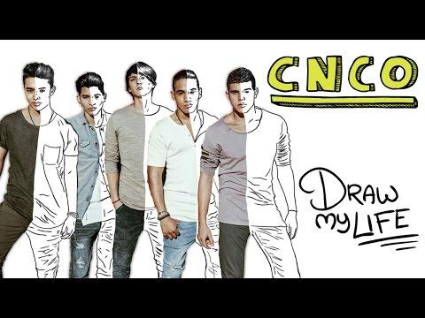 CNCO | Draw My Life En Español