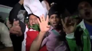 Algerian Fans: Putin huilo!!! Алжирские болельщики: Путин +уйло!!!