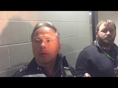 HOL HD: Mark Banker following Iowa loss