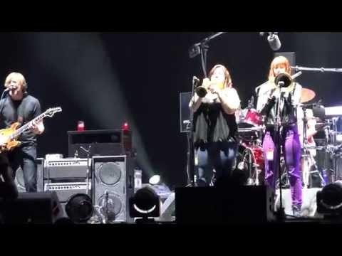 Phish - Suzy Greenberg w/Jen Hartswick & Natalie Cressman - 8/29/14 - Dicks, Colorado
