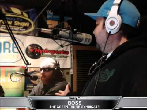 DNA Lighting Solutions on the Heavy T Grow Show