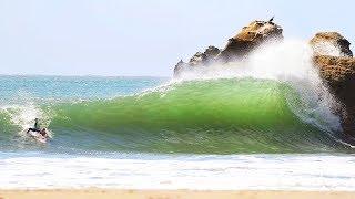 SCORING FUN SURF IN CALIFORNIA
