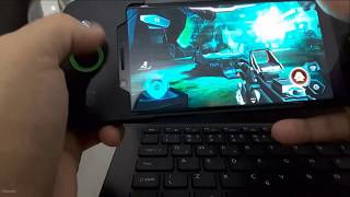 From Gearbest Xiaomi Black Shark 4G Phablet Global Version Compare Price