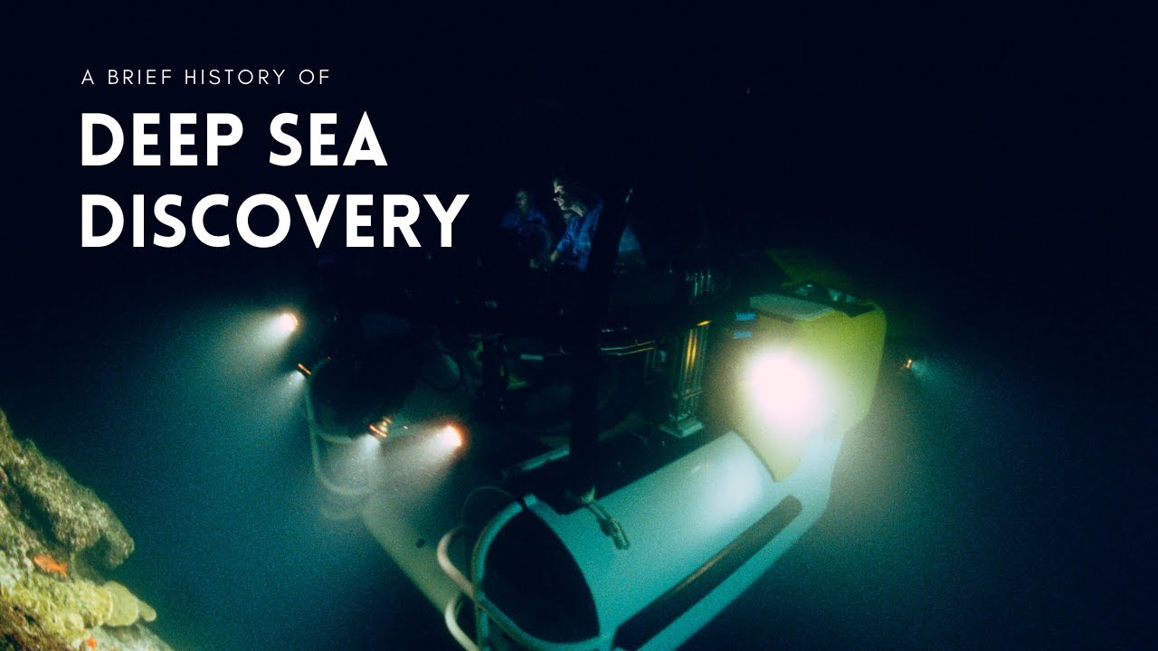 Why Should We Explore the Deep Sea?