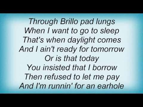 Rehab - Runnin' For An Earhole Lyrics