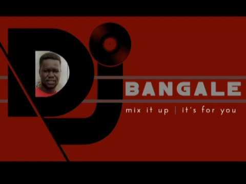 Dj Bangalé - Mix ao vivo na Rádio Jovem Bissau