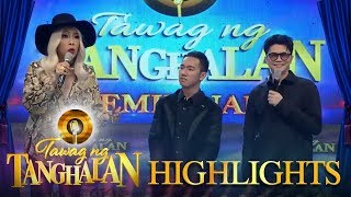 Tawag ng Tanghalan: Vice Ganda examines the lyrics of Vhong's 'Totoy Bibo'