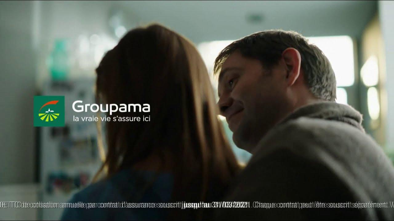 """Musique de la pub Groupama """"aujourd'hui certaines attentions comptent plus qu'hier""""  2021"""
