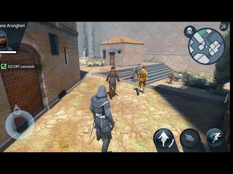 Top 6 Assassin's Creed Games For Android 2019 HD || High Graphics