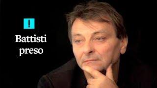 Cesare Battisti É PRESO