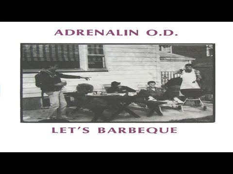 Adrenalin O.D. - Let's Barbeque EXPANDED [FULL 1983 EP]