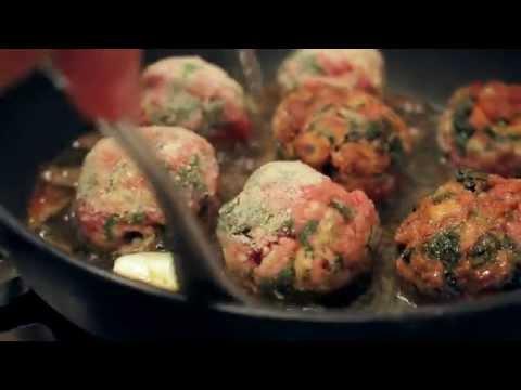 recette-italienne-#8:-boulettes-au-cœur-de-mozzarella---sauge-et-romarin