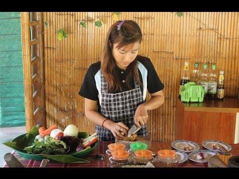 Thailand Food — Thai Cuisine — Asian Tradition