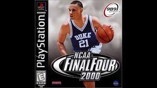 NCAA Final Four 2000 (PlayStation)