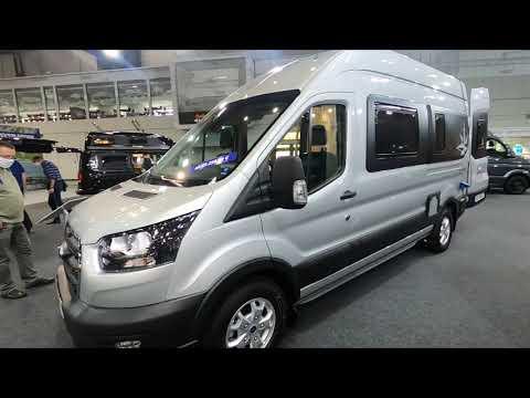 Ford BIG NUGGET Westfalia 2021 | ROOMTOUR | Caravan Salon Düsseldorf 2020