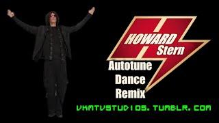 VKMTV Howard Stern Autotune Dance Stripper Remix