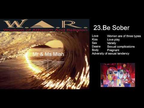 23 Be Sober